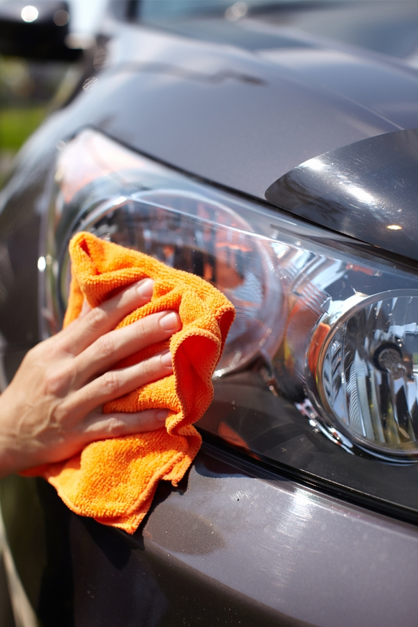 Brilliant car cleaning hacks for the exterior