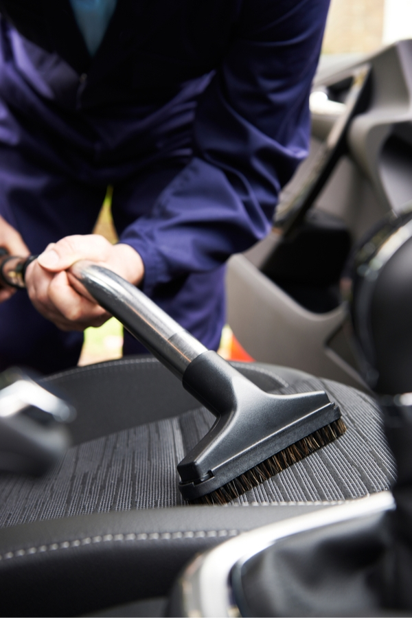 Brilliant Car Cleaning hacks for seats