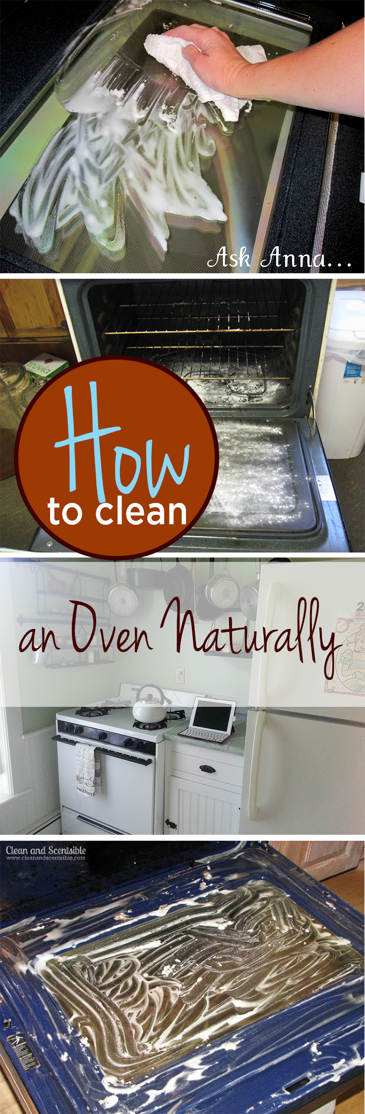 How to Clean an Oven Naturally