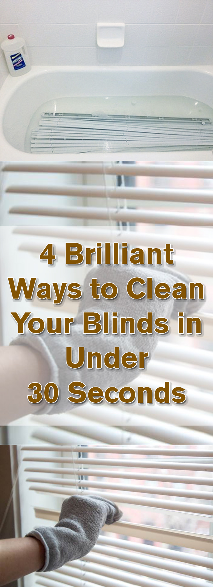Cleaning How To Clean Window Treatments Hacks Tips House