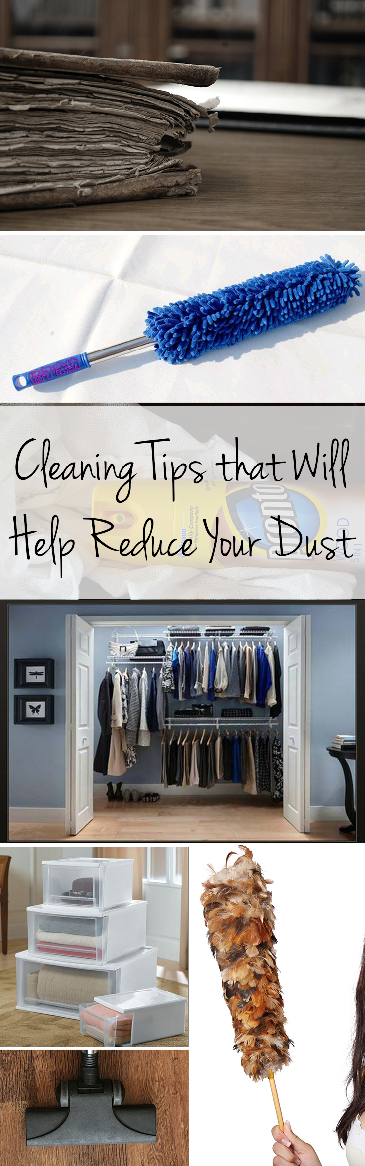 Cleaning Tips that Will Help Reduce Your Dust