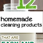 12 Homemade Cleaning Products that are Easy and Cheap (1)