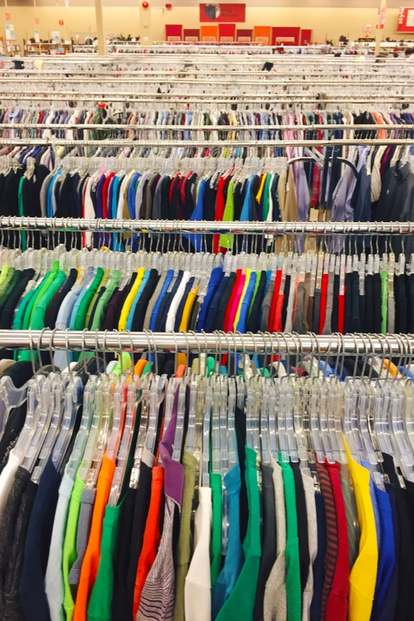 Thrift StoresDon't spend more money than you have to on some of the basics your home and family need. Here are some things you should always buy at thrift stores! They always have a great selection of kids clothing.