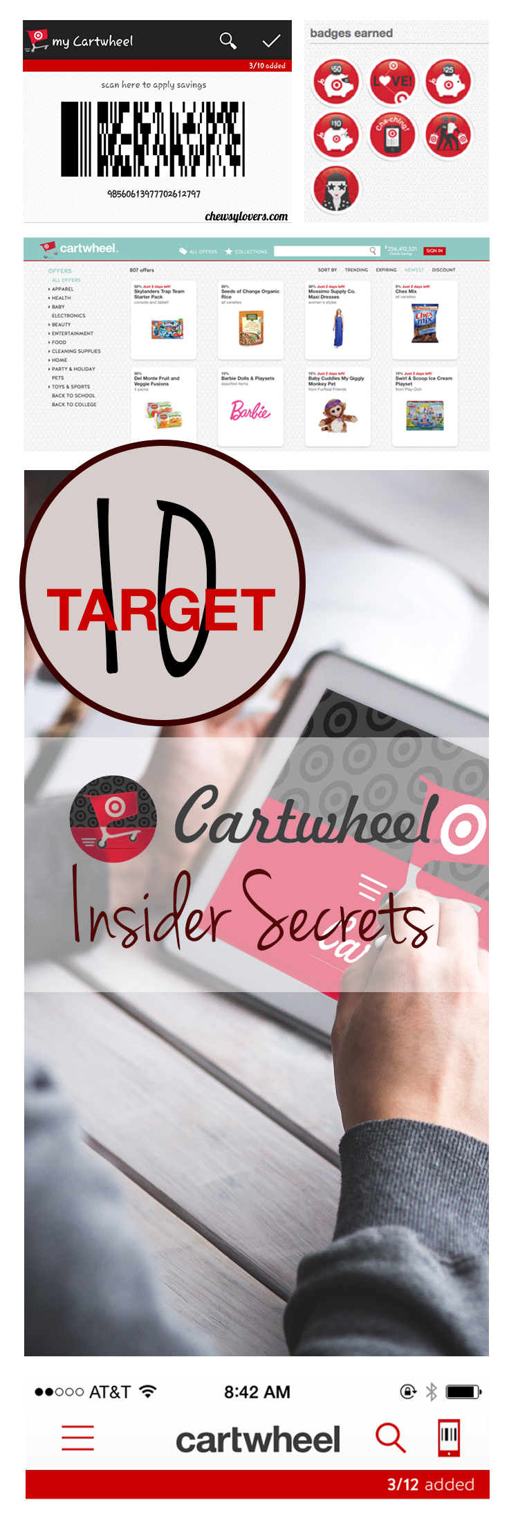 Target, how to save money at Target, saving money, money saving tips, frugal living, frugal hacks, popular pin, Target insider secrets.
