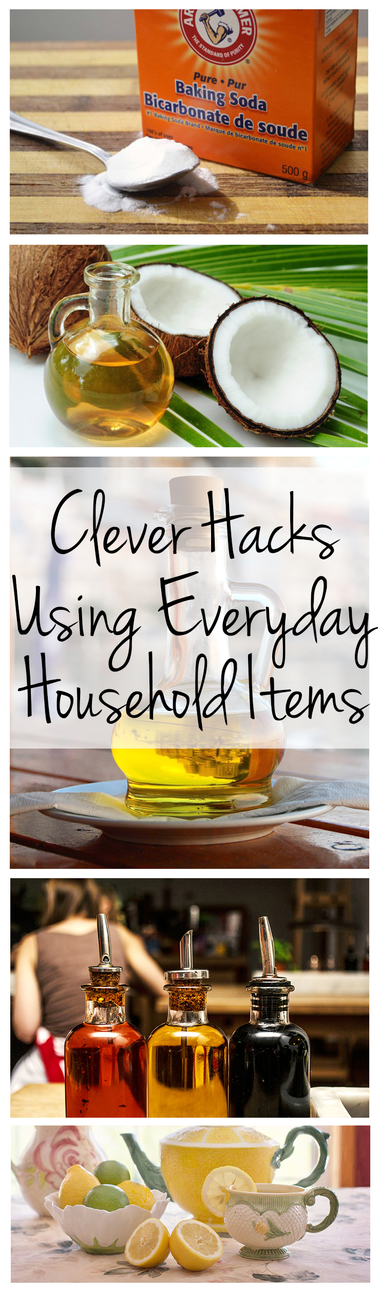 Clever hacks using everyday household items wrapped in rust for Household hacks