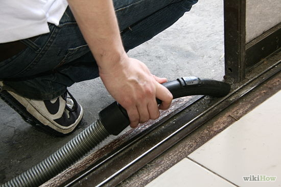 How To Clean Your Sliding Door Tracks Tried And True