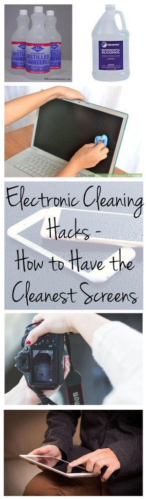 Cleaning, clean screens, clean your electronics, electronic cleaning hacks, cleaning hacks, cleaning tips, cleaning.