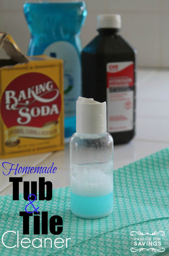 32 Homemade Cleaner Recipes5