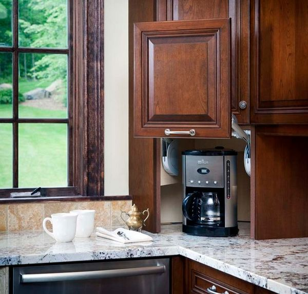 12 Ways to Beat Counter Clutter-Clutter Free Living, Clutter Free Home, Clean Your Home, Organize Your Kitchen, How to Organize Your Counter Tops, Clean Your Countertops, How to Clean Your Kitchen Countertops, Counter Clutter Solutions