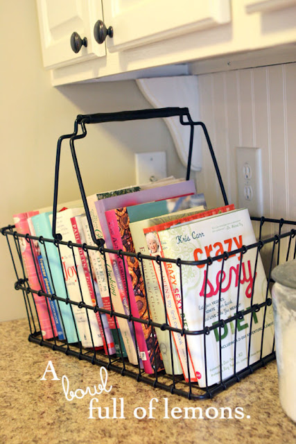 12 Ways to Beat Counter Clutter5