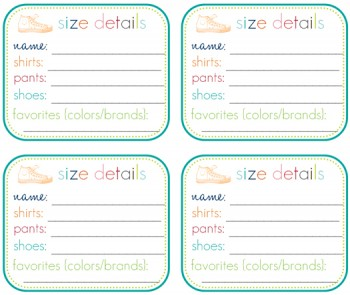 15 Printables Perfect for Organization6