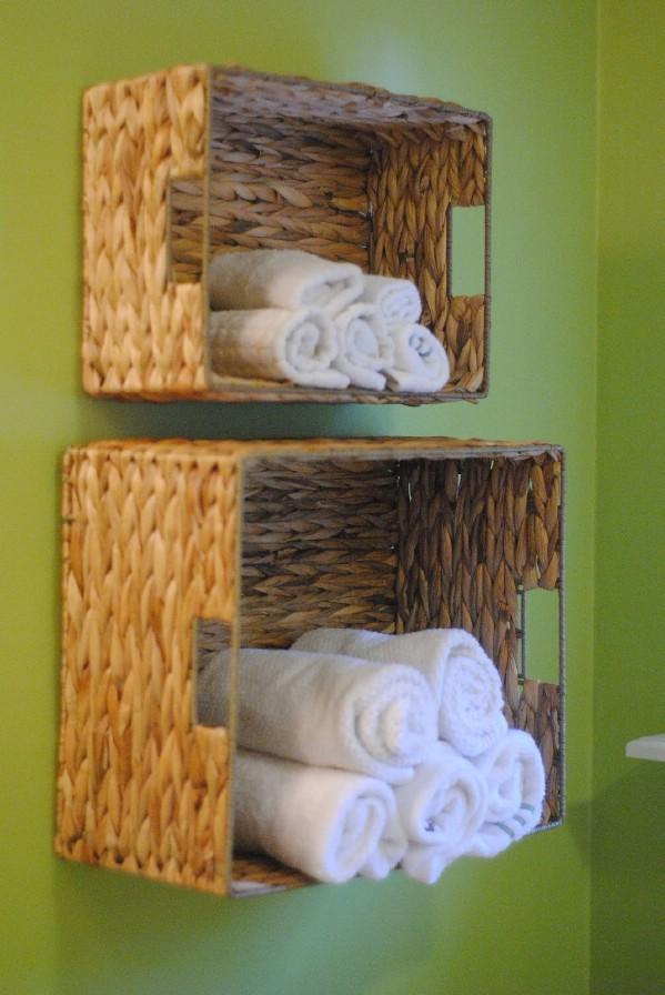 15 Ways to DIY Your Bathroom Storage12