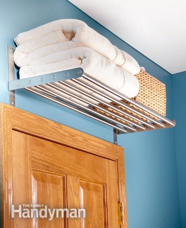 15 Ways to DIY Your Bathroom Storage13