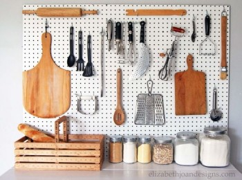 20 Small Kitchen Organization Hacks