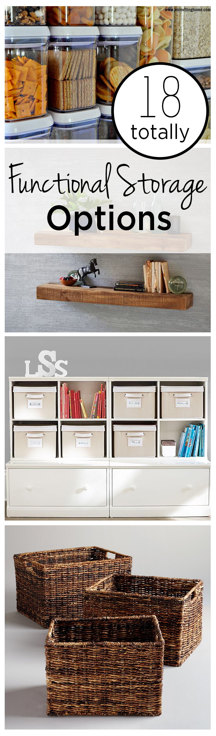 Storage Hacks, Small Space Living, Storage Ideas, Home Organization, Clutter Free Home, Declutter Your Home, How to Declutter Your Home, Cleaning and Organization, Popular Pin