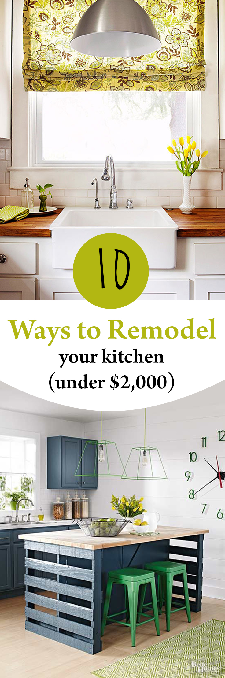 10 Ways to Remodel Your Kitchen (Under $2,000) - Wrapped in Rust
