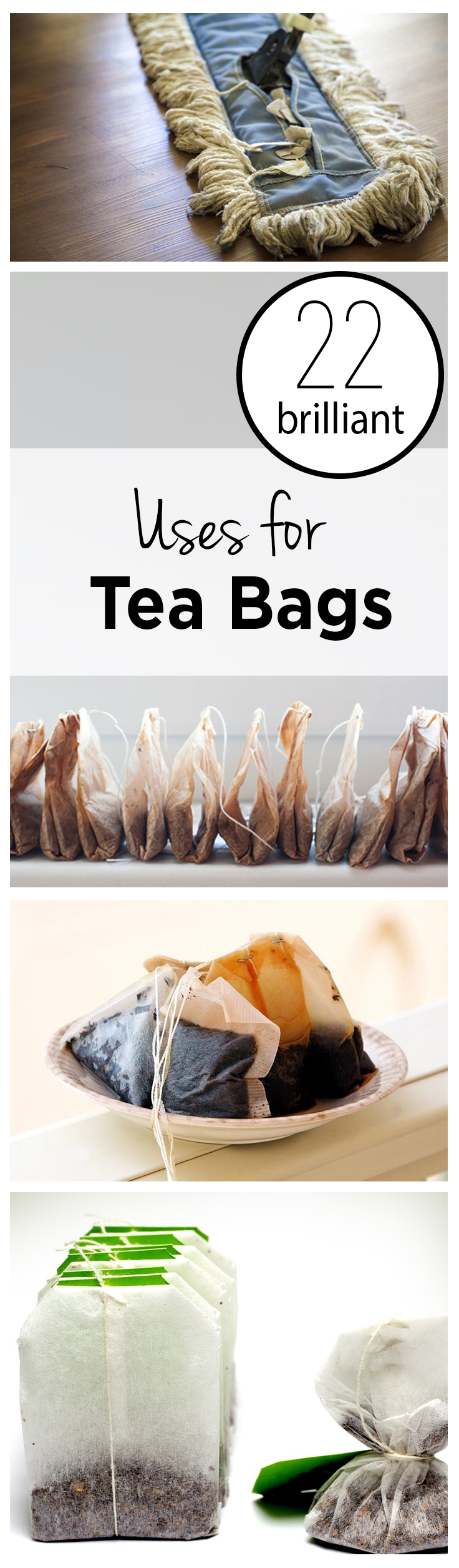 22 brilliant uses for tea bags page 6 of 6 wrapped in rust - Uses for tea bags ...
