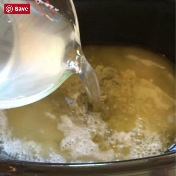 How to Make Homemade Liquid Soap2