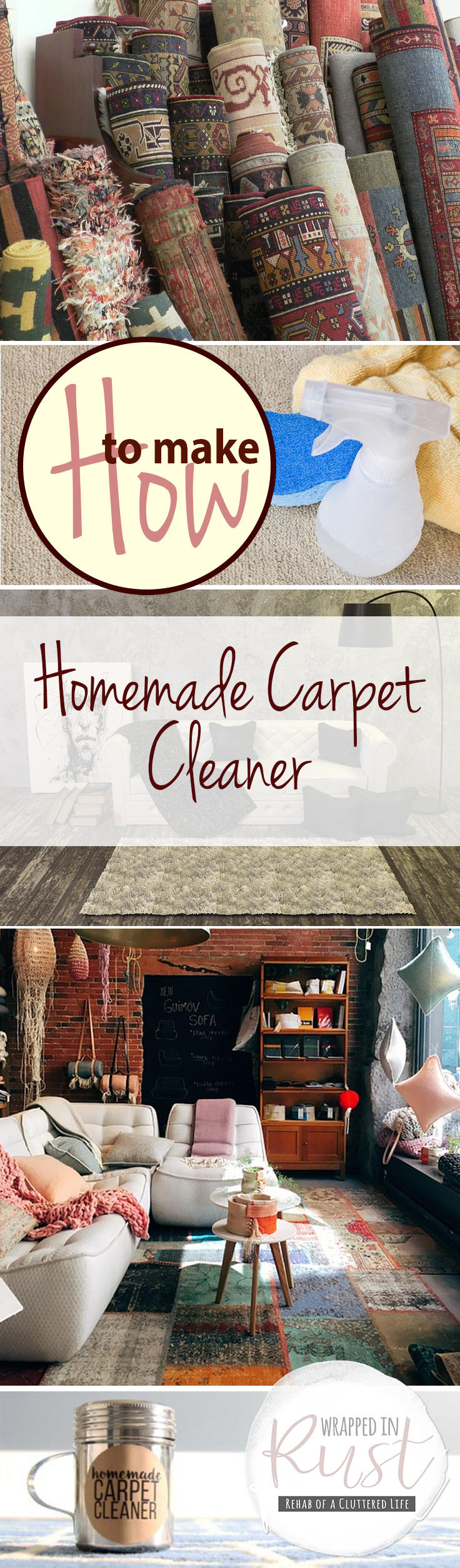 diy carpet cleaning without a machine