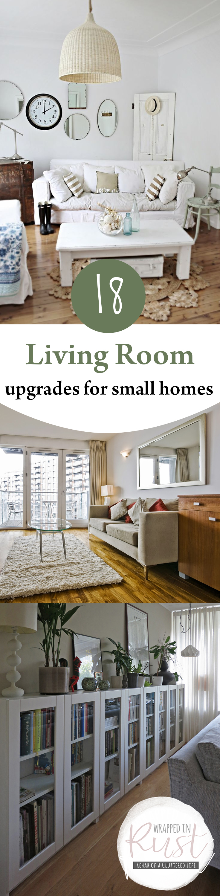 18 living room upgrades for small homes page 20 of 20 for Living room upgrades