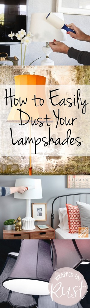 How to Dust Your Lampshades, Easy Ways to Dust Your Lampshades, How to Clean a Lampshade, Easy Ways to Clean A Lampshade, Cleaning Hacks, Home Cleaning, Home Cleaning TIps, Clean Home Hacks, Popular