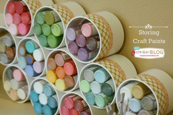 Storing-Craft-Paints