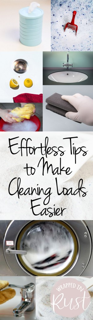 Effortless Tips to Make Cleaning Loads Easier| Cleaning Tips, Easy Cleaning Tips, Cleaning Tips and Tricks, Fast Cleaning Tips, Cleaning Hacks That Make Cleaning Easier, Life Hacks, Popular, Clean Home, How to Clean Your Home Fast