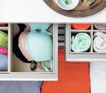 The Foolproof Way to Organize Your Dresser Drawers- How to Organize Your Dresser Drawers, Organize Your Dresser Drawers, Easy Home Organization, Home Organization Hacks, Clutter Free Home, How to Organize Your Dresser, Easy Ways to Organize Your Dresser Drawers.