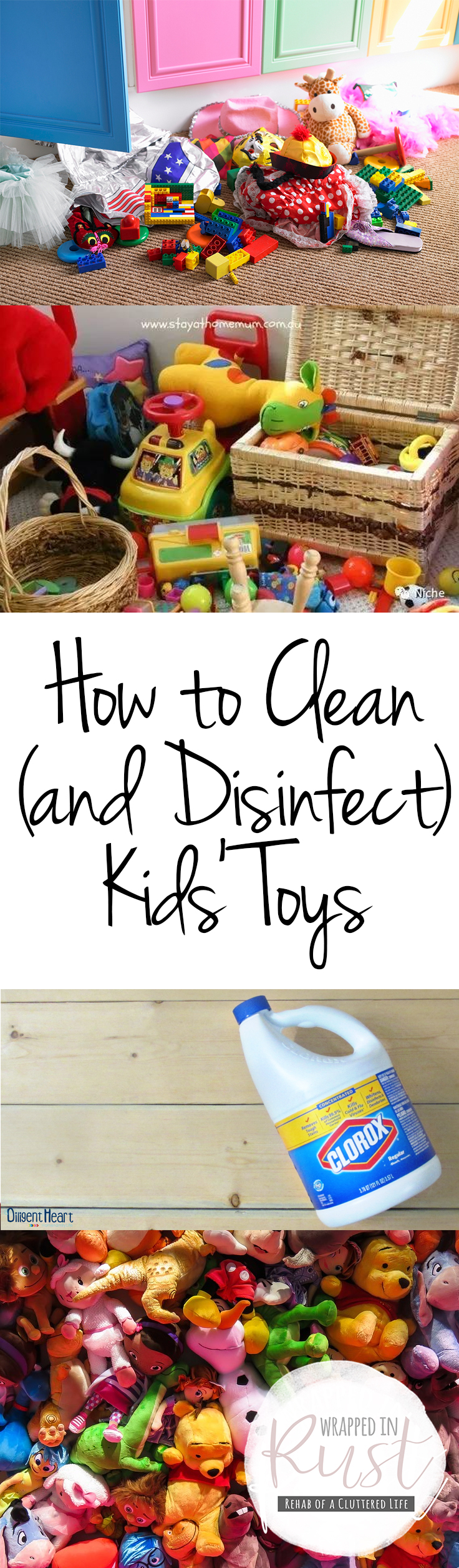How to Clean (and Disinfect) Kids' Toys