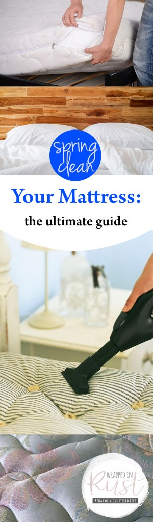 Spring Clean Your Mattress: The Ultimate Guide| Spring Clean Your Mattress, Cleaning Hacks, Home Cleaning Tips, Spring Cleaning Tips, Cleaning Tips and Tricks, Get a Clean Home Fast