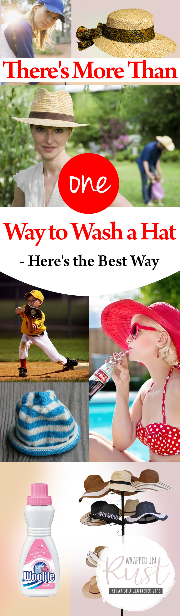 how to wash a hat in the washing machine