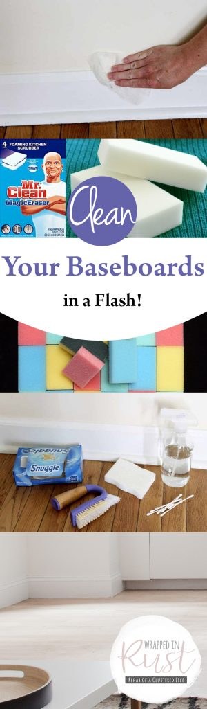 Clean Your Baseboards in a Flash! How to Clean Your Baseboards, Cleaning Your Baseboards, Cleaning, Cleaning Tips and Tricks, How to Clean Your Home, Home Cleaning Hacks, Cleaning Tips, Fast Ways to Clean Your Baseboards