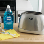 Clean Your Toaster in Five Steps| Clean Your Toaster, How to Clean Your Toaster, Cleaning, Cleaning Tips, Cleaning Hacks, Toaster Cleaning Tips, Clean Kitchen, Kitchen Cleaning. #CleanKitchen #Kitchen #Cleaning #CleanToaster