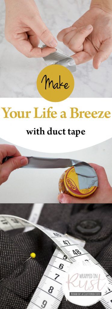 Make Your Life a Breeze With Duct Tape| Duct Tape, Duct Tape Uses, Uses for Duct Tape, DIY Duct Tape, Easy Ways to Use Duct Tape, Popular Pin #DuctTape #Uses