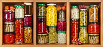 Food Storage | Food Storage Tips and Tricks | Never Waste Food with Food Storage Techniques | DIY Food Storage | DIY Food Storage Guide | Rotating Food Storage
