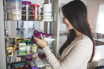 Food Storage   Food Storage Tips and Tricks   Never Waste Food with Food Storage Techniques   DIY Food Storage   DIY Food Storage Guide   Rotating Food Storage