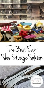 Shoe Storage Solutions | Shoe Storage Solution | Shoe Storage Tips and Tricks | Winter Shoe Storage | Summer Shoe Storage | Seasonal Shoe Storage | Seasonal Shoe Storage Tips and Tricks