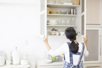Organize Cabinets   Tips and Tricks to Organize Cabinets   Cabinet Organization Hacks   Organization Tips and Tricks   Professional Cabinet Organization   Kitchen Cabinet Organization Tips