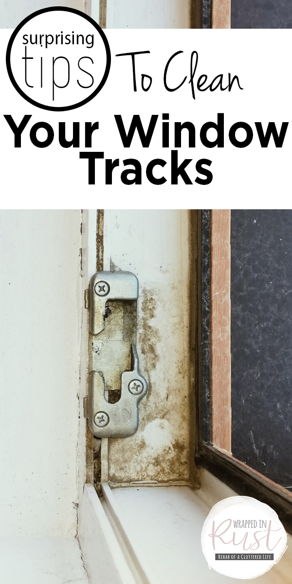 window tracks   clean your window tracks   clean   cleaning tips   cleaning hacks   spring cleaning   windows