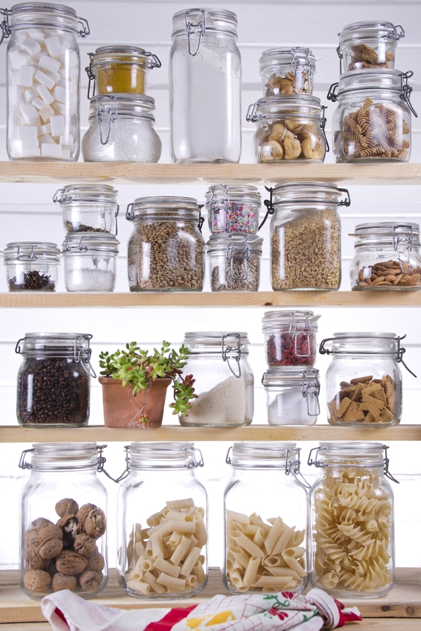 Pantry Items That Also Clean