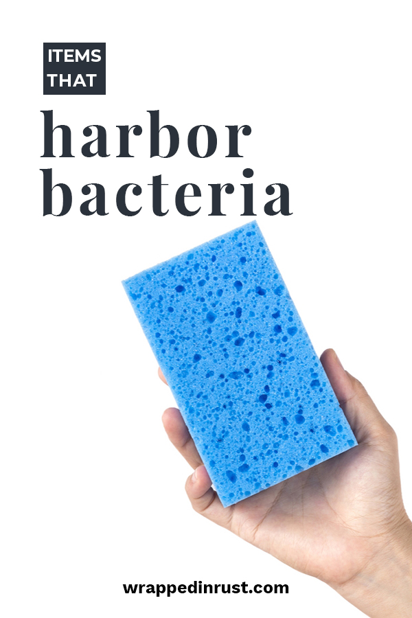 We all are familiar with our homes, but do you really know all you need to know? Curios as to what I mean? Well, most people don't think about these things but there are many household items that harbor bacteria. So, while you think your house is clean, think again. Read on to know surprising facts about items in your rooms that are full of germs. Ew! Learn ways to get rid of that bacteria STAT! #cleaningtips #householditemsthatharborbacteria