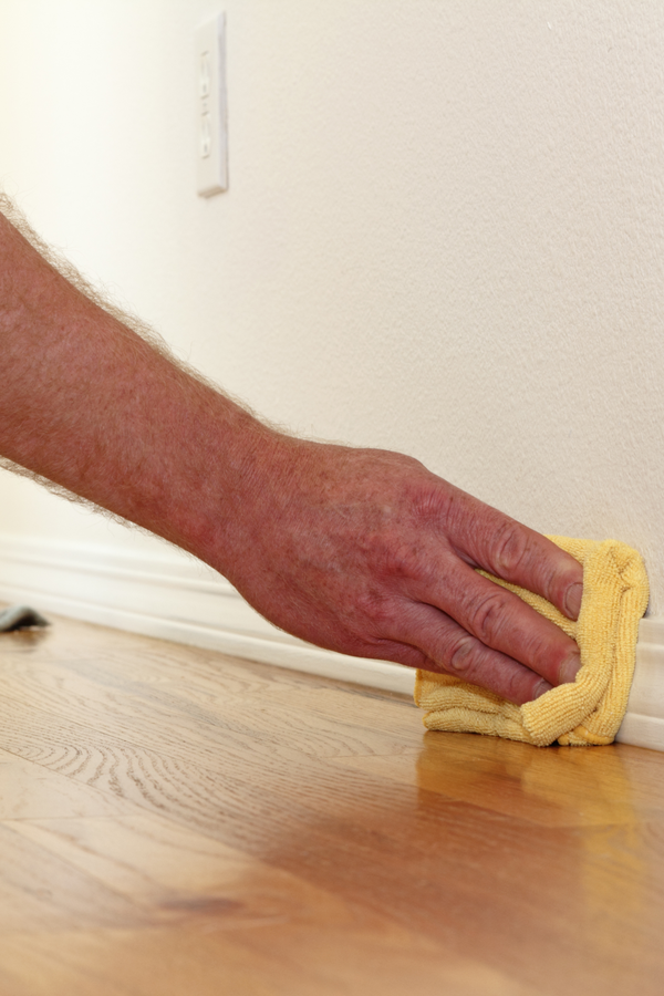Baseboard cleaning hacks may not be at the top of your list, but that's probably because cleaning baseboards probably isn't either! So let's talk baseboard cleaning hacks to make that job as easy as possible. You don't want to miss this!