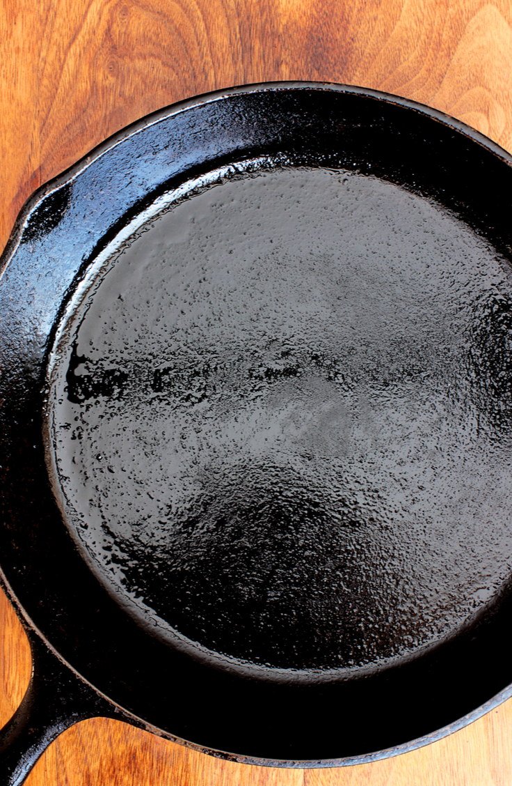 It's important that you take really good care of your cast iron pans! Learn how to remove rust from cast iron and restore it to its pre-seasoned state.