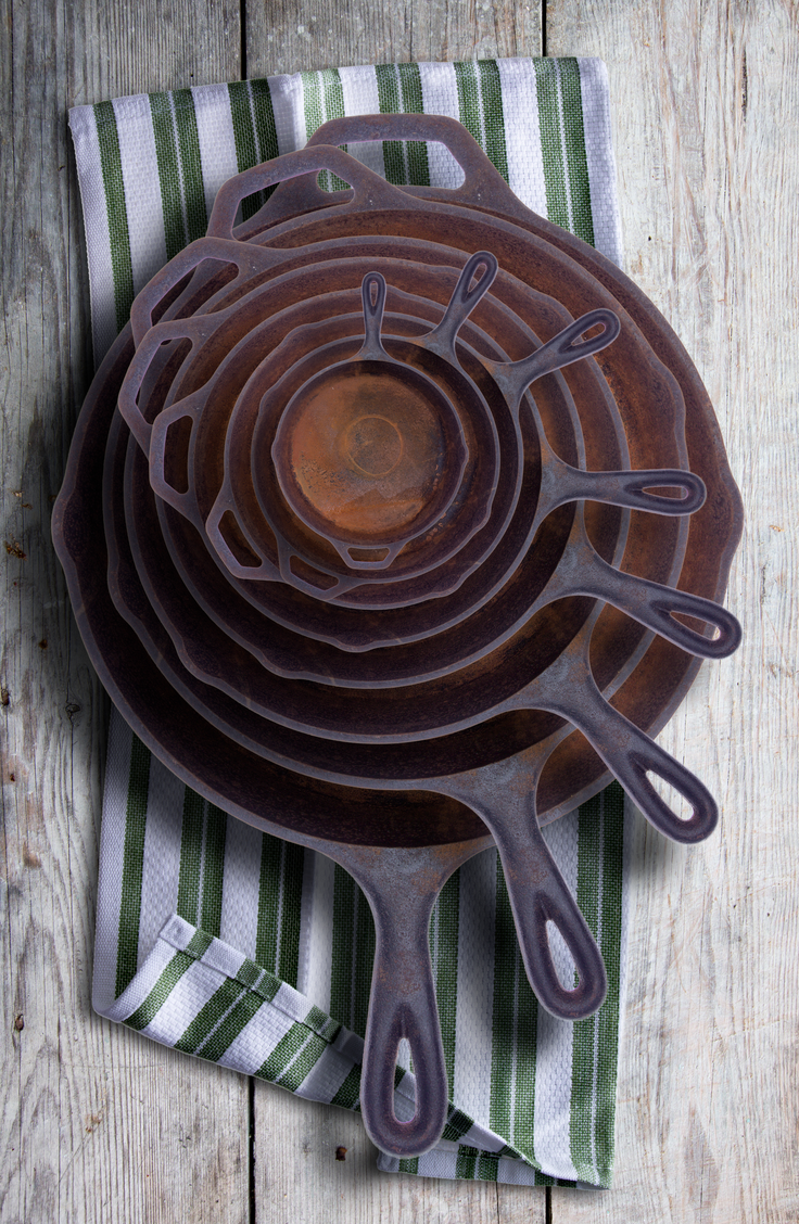 Sick of your cast iron pans looking old and rusty? Learn how to remove rust from cast iron and restore it to its pre-seasoned state.