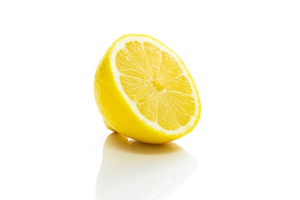 Lemons to make a DIY liquid dishwasher detergent