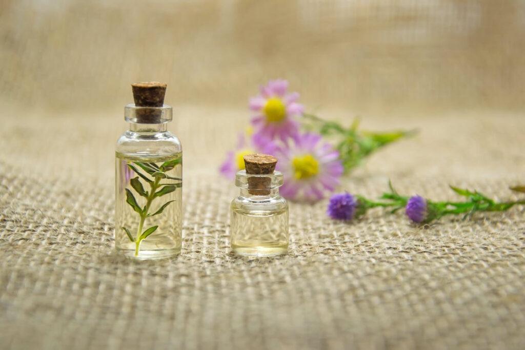 scented essential oil